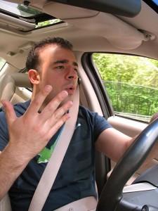 Road Rage Frustration