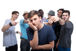 Young-Man-Blamed-By-His-Friend