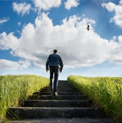 bigstock-Stairway-In-Blue-Heavens-4826927-250px